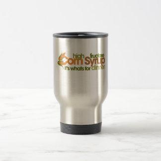 High Fructose Corn Syrup Mugs