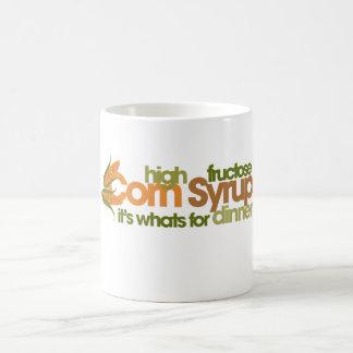 High Fructose Corn Syrup Mug