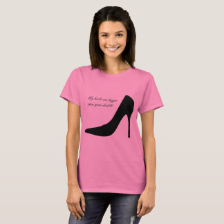 high heel, little dick T-Shirt