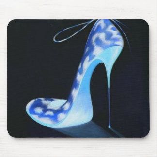 high heel mouse pad