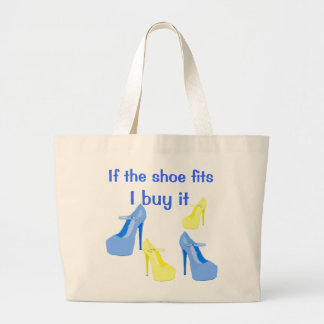 High Heel Shoe Design Tote