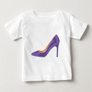 High Heel Shoe in Ultra Violet Baby T-Shirt
