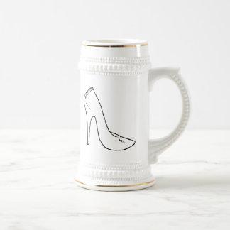 High Heel Shoes Coffee Mugs