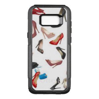High Heels Shoes OtterBox Commuter Samsung Galaxy S8+ Case