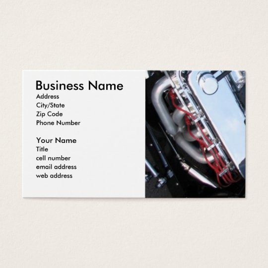 High Horse Business Card