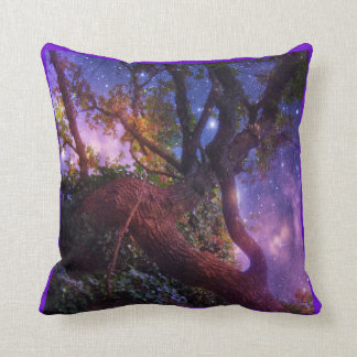 High in the Branches. Cushion