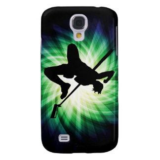 High Jump Silhouette; Cool HTC Vivid Case