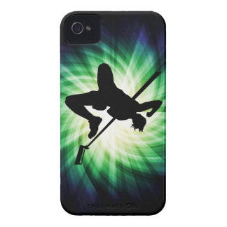 High Jump Silhouette; Cool Blackberry Cases
