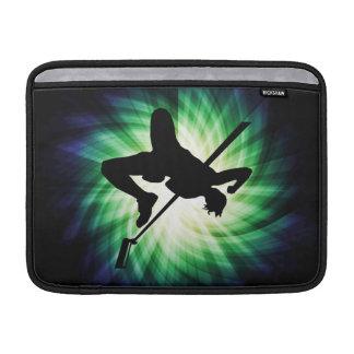 High Jump Silhouette; Cool MacBook Air Sleeve