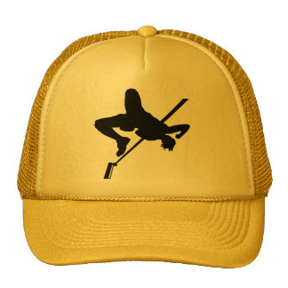 High Jump; yellow Cap