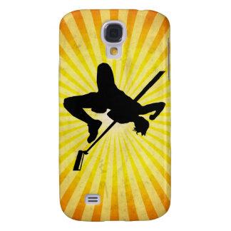 High Jump; yellow HTC Vivid / Raider 4G Cover
