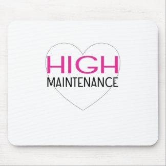 High Maintenance Mouse Mat