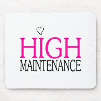 High Maintenance Mouse Pad
