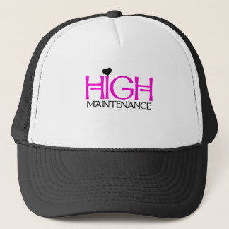 High Maintenance Trucker Hat