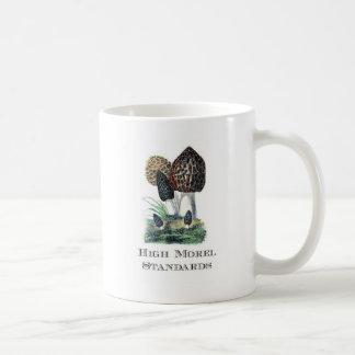 High Morel Standards Basic White Mug