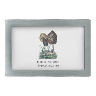 High Morel Standards Belt Buckles