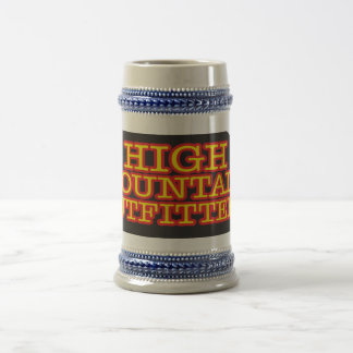 High Mountain Outfitters Coffee Mugs