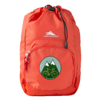 high mountains bike adventures backpack