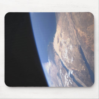 High oblique scene mouse pad
