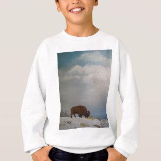 High on a windy hill. sweatshirt