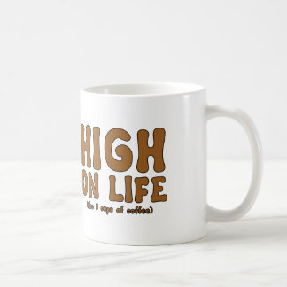 High On Life (also 6 cups of coffee)