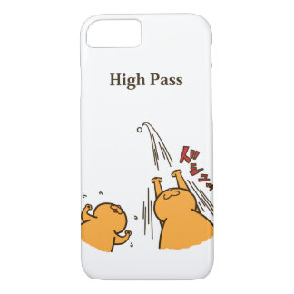 High Pass (Color) iPhone 8/7 Case