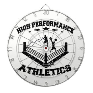 High Performance Athletics Dart board
