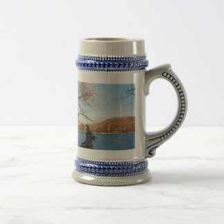 High Point Monument Beer Steins