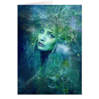High Priestess of Water Card