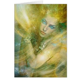 High Priestess of Wind Card