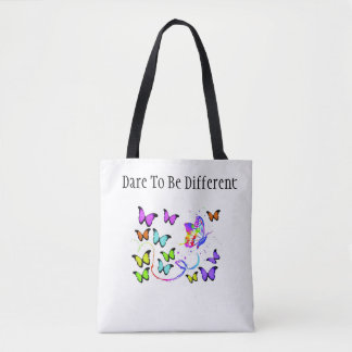 High Quality Dare To Be Different Tote
