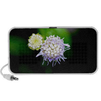 High Quality Floral Photo Notebook Speaker