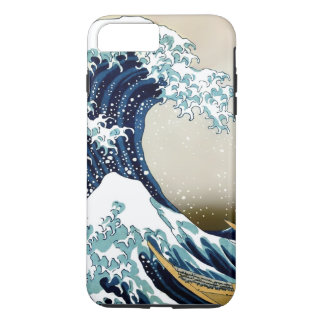 High Quality Great Wave off Kanagawa by Hokusai iPhone 8 Plus/7 Plus Case