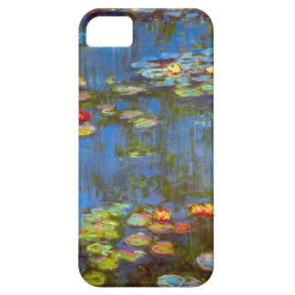 High Res Claude Monet Water Lilies iPhone 5 Cases