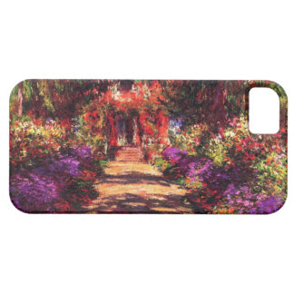 High Res Monet Path Case For The iPhone 5