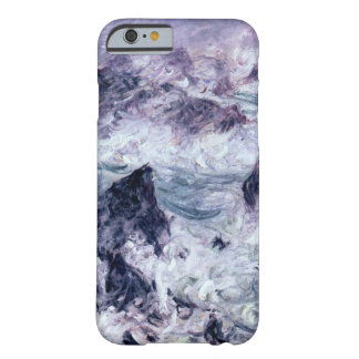 High Res Monet Storm At Belle Barely There iPhone 6 Case