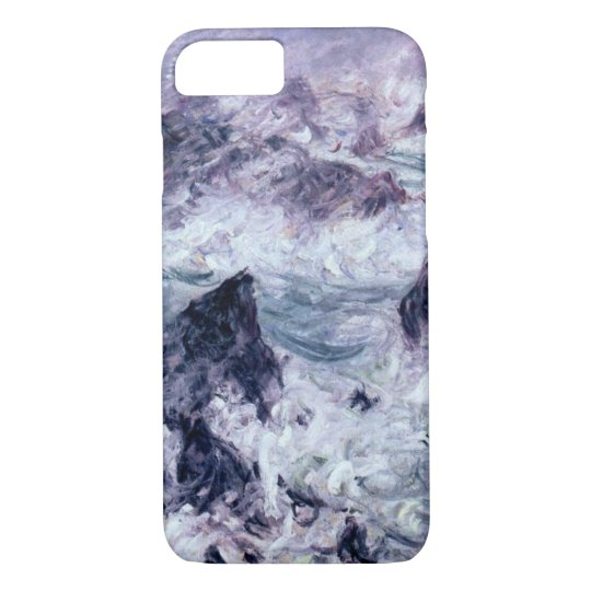 High Res Monet Storm At Belle iPhone 8/7 Case