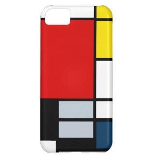 High Res Piet Mondrian Composition iPhone 5C Case