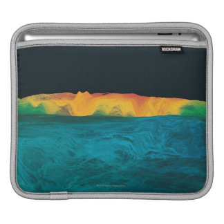High Resolution Gravity Data iPad Sleeve
