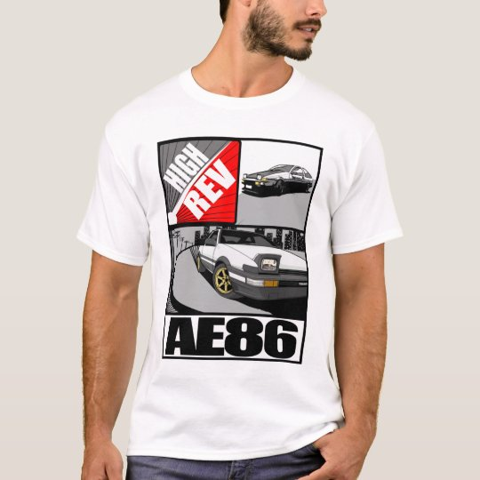 High Rev AE86 Tee