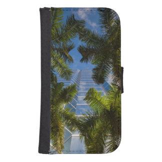 High rise buildings samsung s4 wallet case