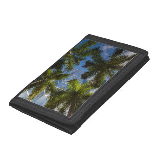High rise buildings trifold wallet