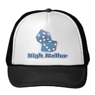 High Roller - Dice Games Cap
