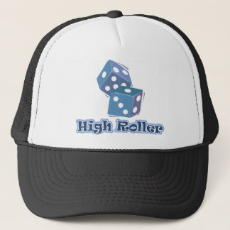 High Roller - Dice Games Trucker Hat