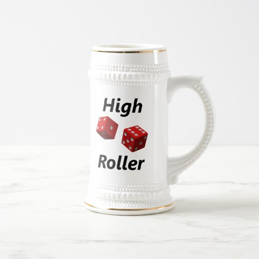 High Roller Coffee Mugs