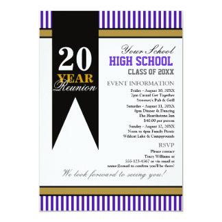 High School Class Reunion Card
