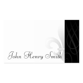 High School Graduation Name Card Pack Of Standard Business Cards