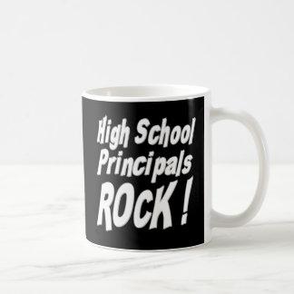 High School Principals Rock! Mug
