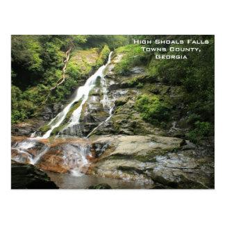 High Shoals Falls Postcard