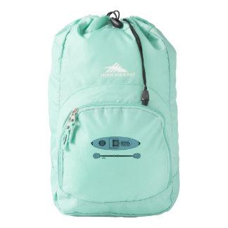 High Sierra Teal Kayak Backpack